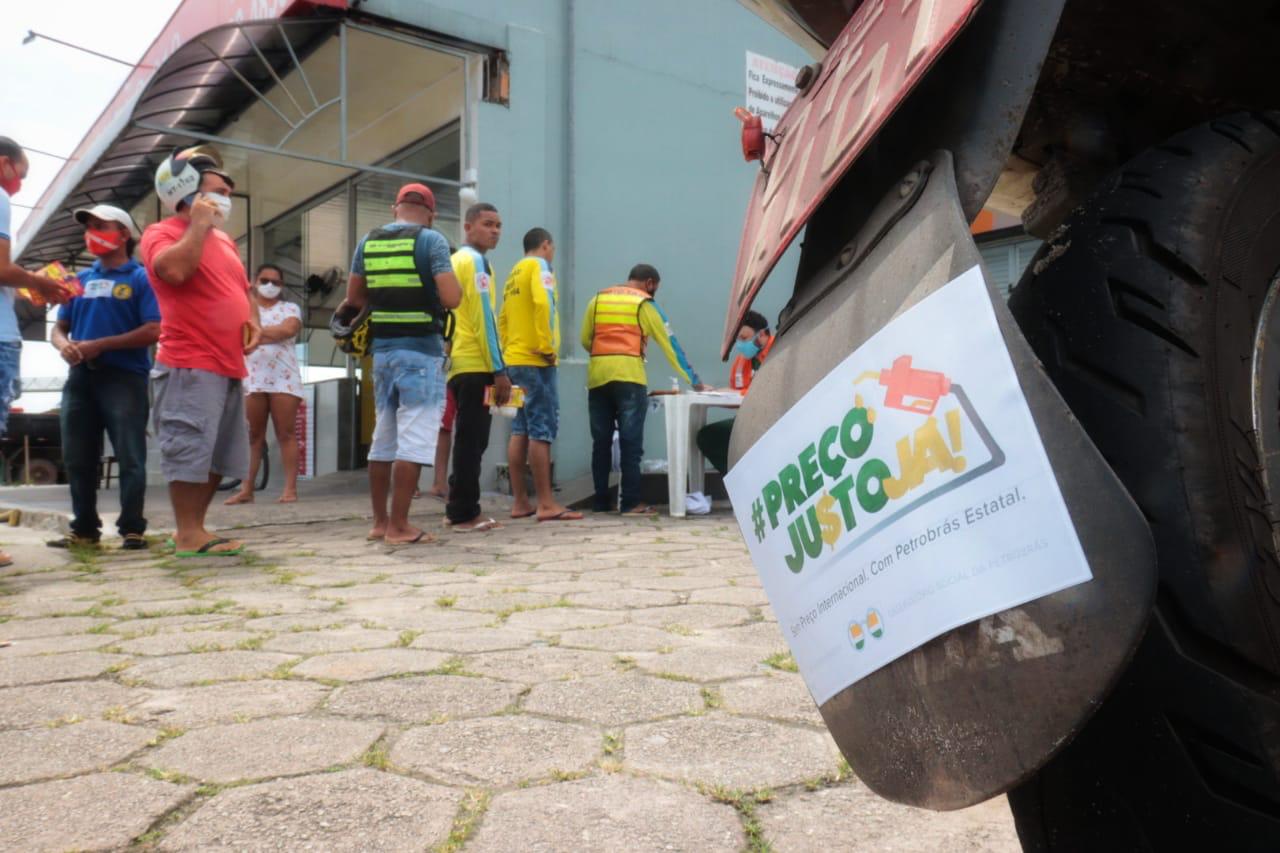 Preço Justo: estudo propõe venda da gasolina no Brasil a R$ 3,60